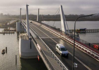 Most 100-lecia Odzyskania Niepodległości Polski